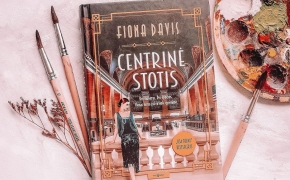 CENTRINĖ STOTIS – Fiona Davis