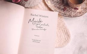 MEILĖ PAGAL SUTARTĮ ARBA ROMANTINĖ KOMEDIJA – Rachel Winters