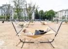 Apie paplūdimį Lukiškių aikštėje prakalbo ir užsienio žiniasklaida