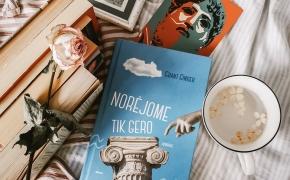NORĖJOME TIK GERO – Grant Ginder