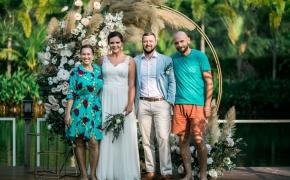 Vestuvės Tailande – fotoreportažas