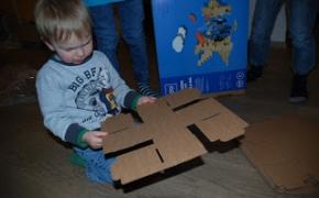 Gigibloks: idėja dovanoms ar vaikų vakarėliams