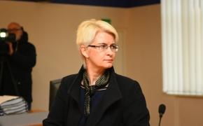 Neringa Venckienė : Negalime vienytis su tais, kurie mus jau yra išdavę