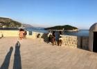 Keliaukite per covidą patogiai. Bet saugokitės viruso! Dubrovnikas, Kroatija 2020