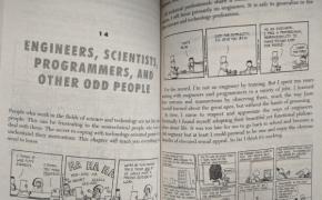 Knyga. Scott Adams – The Dilbert principle