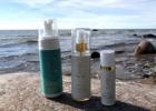 MANILLA sausos odos rutina MINI (virš 30 m.). Nuomonė apie tris skirtingus produktus: prausiklį, toniką, kremą. Kaip sužinoti odos tipą ir jai tinkamus produktus.