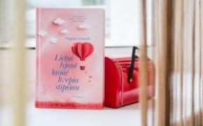 """Virginie Grimaldi """"Lietui lyjant laimė kvepia stipriau"""""""