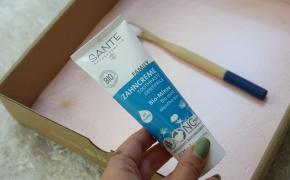 Sante Family Mėtinė dantų pasta su fluoru