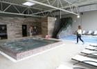 Širvintose duris atvėrė ilgai lauktas modernus baseinas