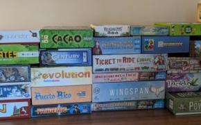 Stalo žaidimai, kuriuos gali žaisti šeši žaidėjai