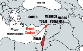 Pranašiškos žinios, Vid. Rytų taikos sutartis ir Ezekielio 38 karas 1(3)