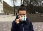 Eye contact: 10 years on the streets  Laimikio efektas: 10 metų gatvėse