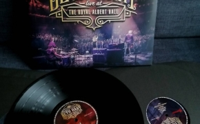 Vinilinė plokštelė: Beth Hart – Live at the Royal Albert Hall [Vinyl, 3LP] (2018)