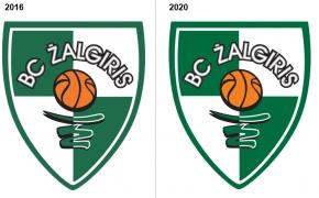 LKL klubų logotipai: kas naujo?