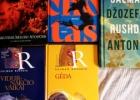 """Salman Rushdie knygos: """"Gėda"""", """"Vidurnakčio vaikai"""", """"Kichotas"""", """"Džozefas Antonas"""", Paskutinis mauro atodūsis"""""""