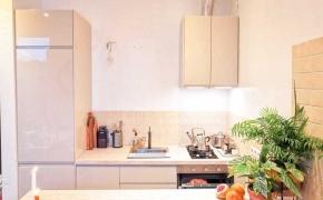 Nauji buto virtuvės baldai