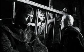 "Egzistencialinio kino klasika ""The Seventh Seal"" (1957 m., I Bergman): mirtis ar Dievas?"