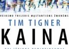 """11.71. Tim Tigner """"Laiko kaina"""""""