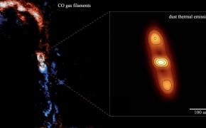 Kąsnelis Visatos CDLXI: Išsiveržimai