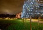 Kalėdoms pasipuošęs Vilnius (nuotraukų galerija)