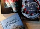 """Rašytoja Marina Stepnova. Interviu apie naujausią romaną """"Sodas"""""""