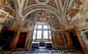 Virtualūs turai po pasaulio muziejus: parodykite vaikams Luvrą, Vatikaną, Guggenheimą ir kitus