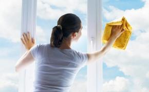 Kaip valyti langus?