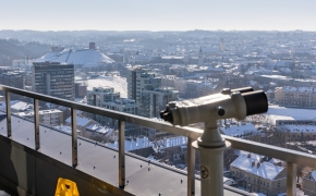 Vilniaus savivaldybė išnuomos 20 aukštą vakarėliams
