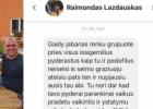 Demaskuok homofobą: Raimondas Lazdauskas renka grupuotę prieš homoseksualus ir kelia alaus bokalą