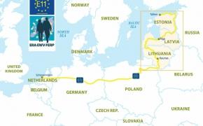 """""""Miško takas"""" – Europos pėsčiųjų maršrutas eis ir pro Alytaus rajoną"""