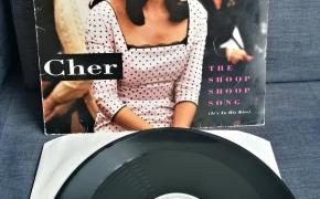 Vinilinė plokštelė: Cher – The Shoop Shoop Song (It's in His Kiss) (single) [Vinyl, LP] (1990)