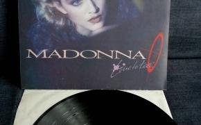 Vinilinė plokštelė: Madonna – Live to Tell (single) [vilnyl, LP] (1986)