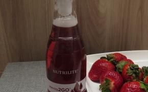 Reziumė apie Nutrilite PHYTO 2GO vitaminų gėrimą*
