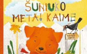 Knyga, primenanti… vaikystę