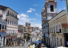 Salvadoras – auksinė Brazilijos vergų sostinė