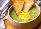 Trinta petražolių sriuba su žuvimi