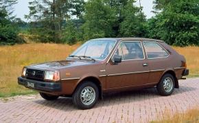 Kaip koncepcinio Volvo Tundra dizainas tapo Citroën BX?