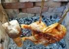 Kaukazietiško stiliaus viščiukas ekspress tandyre
