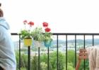 Gražaus balkono paslaptis – nuo ko pradėti ir ką auginti