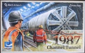 Stalo žaidimas. 1987 Channel Tunnel