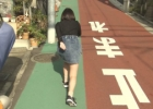 Japonijoje jau 15 metų rodoma laida, kurioje moterys tiesiog bėga į kalną