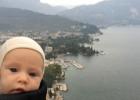 Kelionė su trijų mėnesių kūdikiu