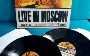 Vinilinė plokštelė: LP – Live In Moscow [Vinyl, 2LP] (2020)