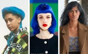 2021/2022 rudens – žiemos tendencijos: plaukų spalvos ir aksesuarai plaukams
