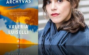 Knyga: Valeria Luiselli
