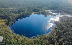 Turistinis maršrutas Rūdninkų girios biosferos poligone