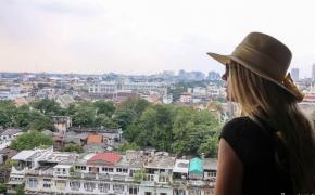 Kelionė į Tailandą: chaotiškai žavus Bankokas