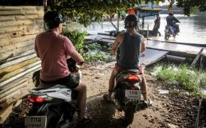 Kelionė po Tailandą: Kanchanaburi, Kwai upė ir Mirties geležinkelis