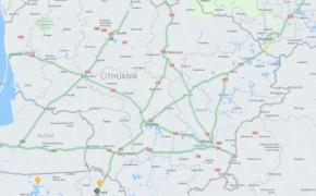 Here Maps eismo informacija jau veikia ir Lietuvoje