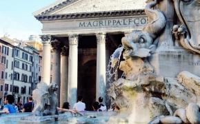 Travel Diary: Rome, Italy. Day I